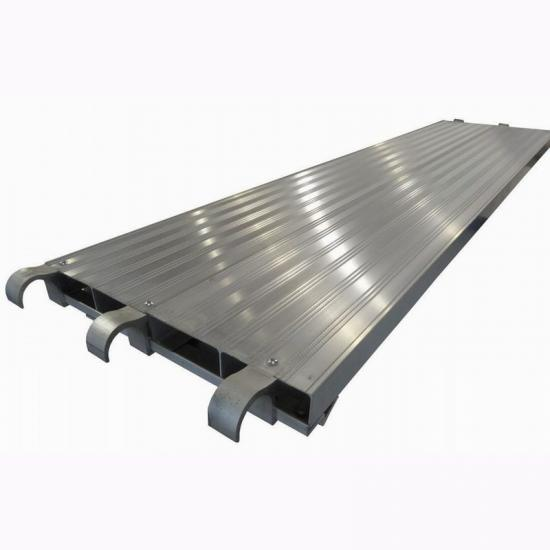 19 Wide Full Aluminum Plank
