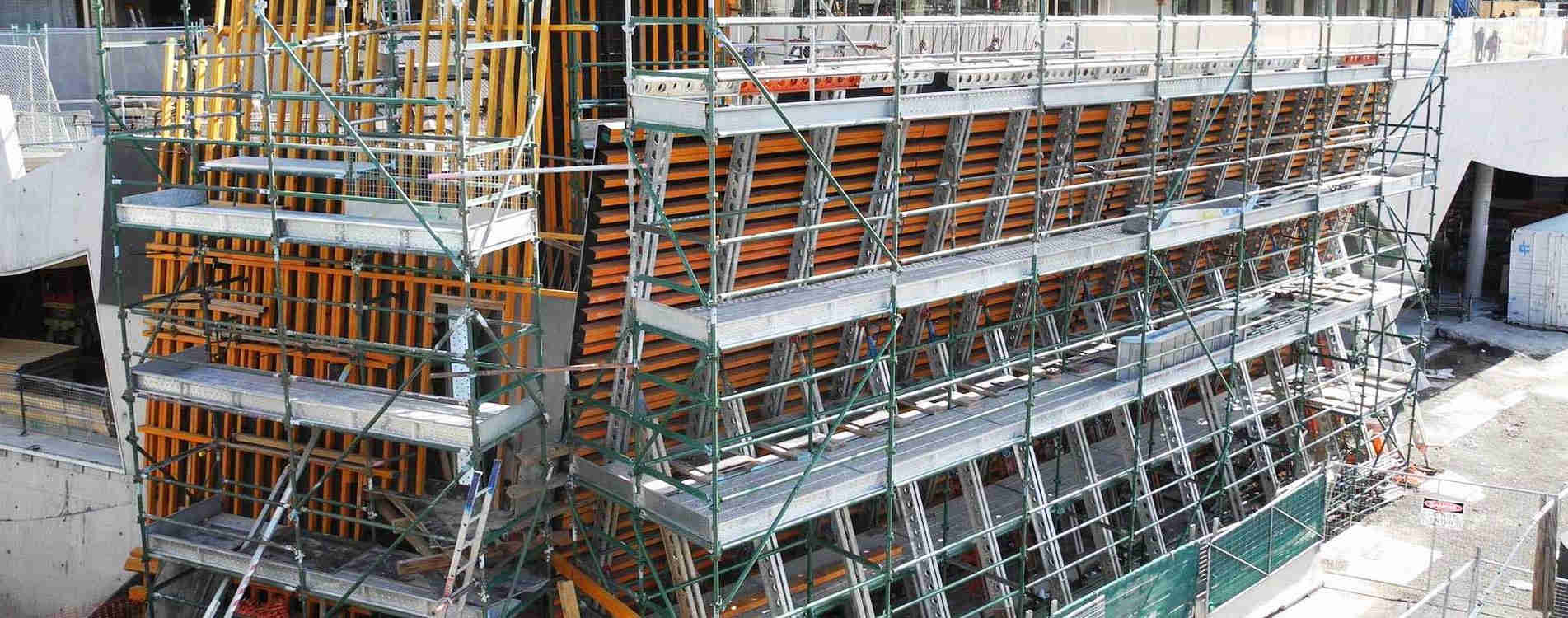 Shuangma Kwikstage Scaffolding System