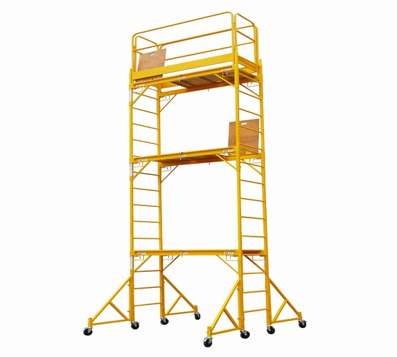 Steel Mobile Scaffolding